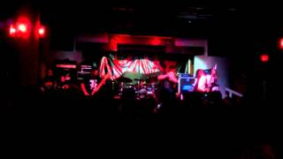 Flesh Hoarder @ The Korova / San Antonio Tx / 11 / Dic / 2015