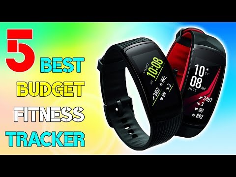 5 Best Budget Fitness Tracker | Best Product