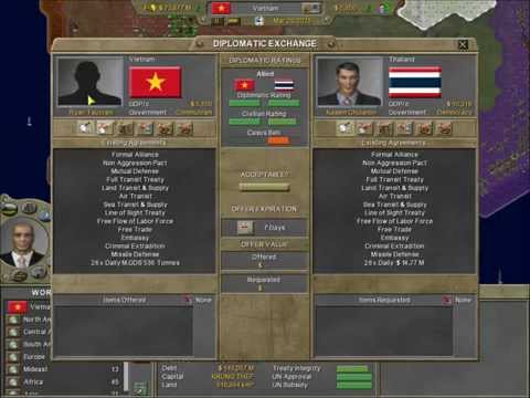 Let's Play: Supreme Ruler 2020 - Vietnam - Part 51