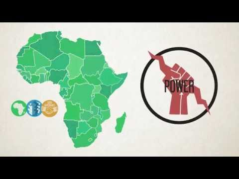 Power & influence in Africa