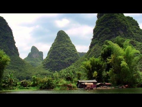 Amazing Scenery in Yangshuo, China