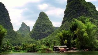 Amazing Scenery in Yangshuo, China