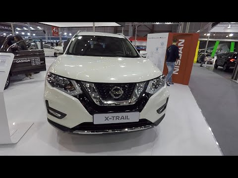 NEW 2020 Nissan X-Trail - Exterior And Interior