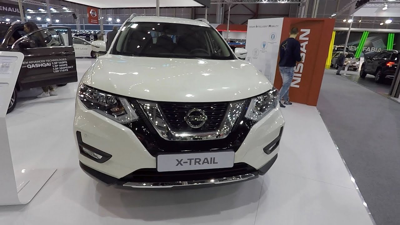 New 2020 Nissan X Trail Exterior And Interior Youtube