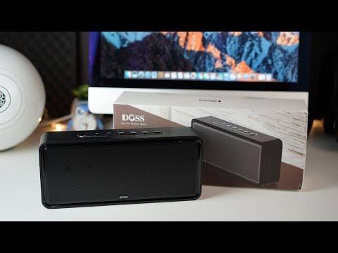 Doss Soundbox XL -  Unboxing and first impressions... (vs JBL Charge 3, Ue Megablast, Vifa Helsinki)