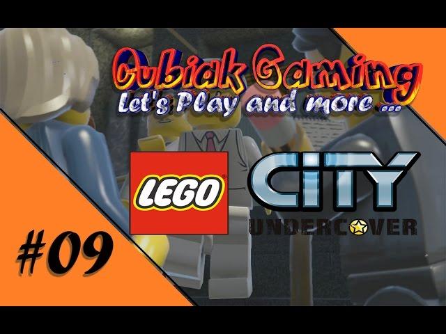 EIN CHAUFFEUR FÜR MILLIARDÄRE ★ Let's Play LEGO City Undercover #09