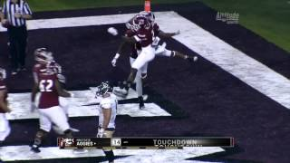 8/28/14: Cal Poly vs New Mexico State Highlights