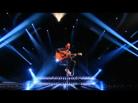 Matt Cardle sings Baby One More Time - The X Factor Live ...