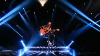 matt cardle sings baby one more time the x factor live show 3 full version