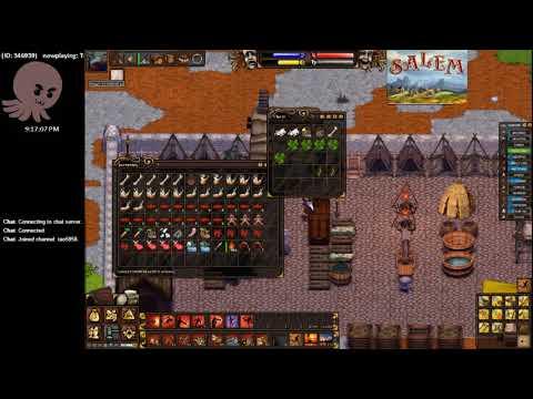 [taoko]Salem : the crafting MMO