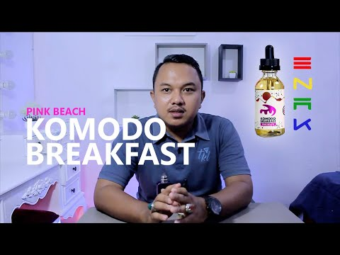 LIQUID KOMODO BREAKFAST PINK BEACH