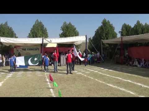 The Concept School & College System Makli Thatta Sports Day