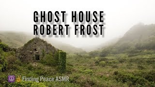 Reading ASMR Bedtime Story Ghost Story for HALLOWEEN - GHOST HOUSE