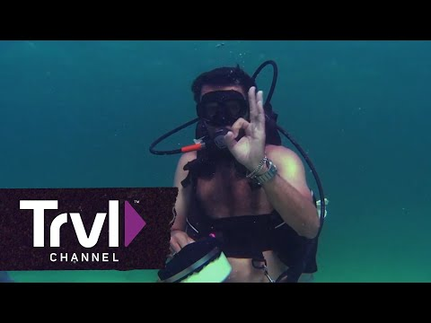4 Underwater Adventures - Travel Channel