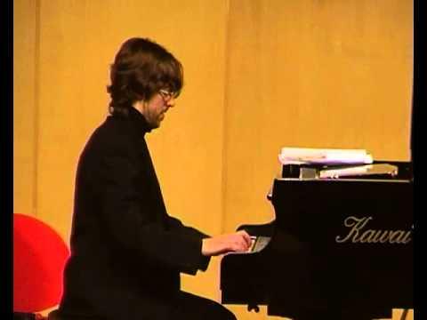 Beethoven/Alkan: 3rd Piano Concerto,1st mvt.; Vincenzo Maltempo, piano