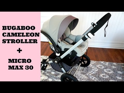 Bugaboo Cameleon 3 Stroller & Maxi Cosi Car Seat | First Impressions | Honeywell Lifestyle
