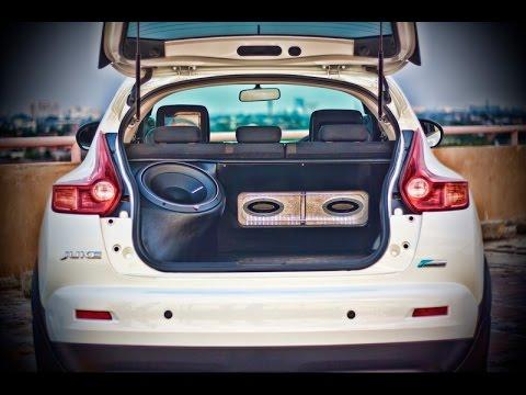 Toko Audio Mobil Jakarta Selatan Nissan Juke