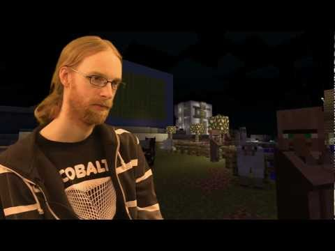 Minecraft - Jens interview (Part 2)