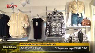 Hyde Park Bayan Giyim Mağazası