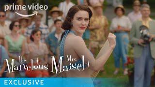 The Marvelous Mrs. Maisel Season 2 - Exclusive: Fabulous Fashion Tips | Prime Video