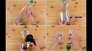 Come trasformare il contenitore del sapone dei piatti in modo geniale