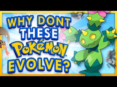 Why Don't These Pokemon Evolve 2