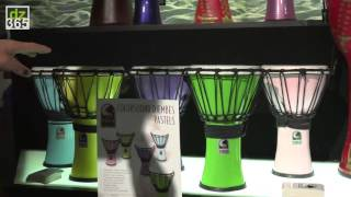 Toca Colorsound Cajons for Kids - NAMM 2015
