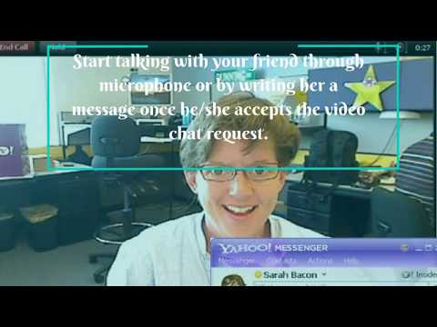 Enable Video Chat On Yahoo Messenger