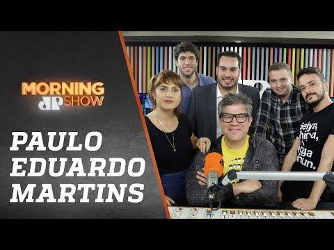 Paulo Eduardo Martins - Morning Show - 200919