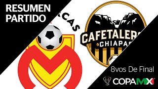 Resumen | Morelia vs Cafetaleros | Copa MX - Octavos de Final