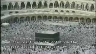 swedish lady converted to islam english subtitle