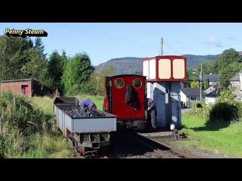 Welsh Narrow Gauge Tour 2020