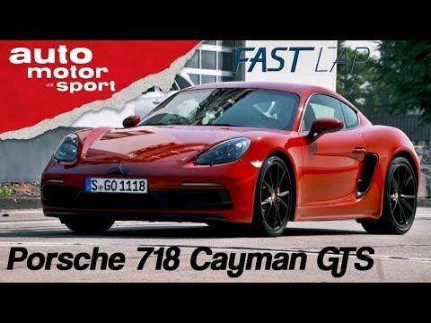 Porsche 718 Cayman GTS: Der 911er-Schreck? - Fast Lap | auto motor und sport