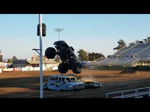 Central Coast Motorsports Spectacular Freestyle (Jacked Up backflip)