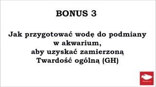 BONUS 3 - Jak mieszać wodę RO z kranówką