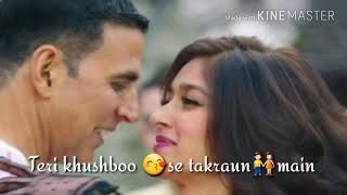 Tere Sang Yaara whatsapp status song mp4. Lyrics