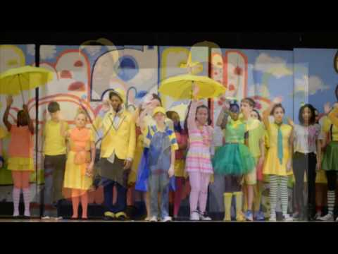 "James Hart School Presents ""Seussical Jr."""