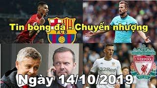 Tin chuyển nhượng - Bóng đá ngày 14/10/2019: Barca liên hệ Rashford thay thế Suarez