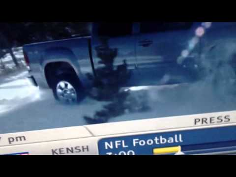 Broken Foot for Denver Broncos player.
