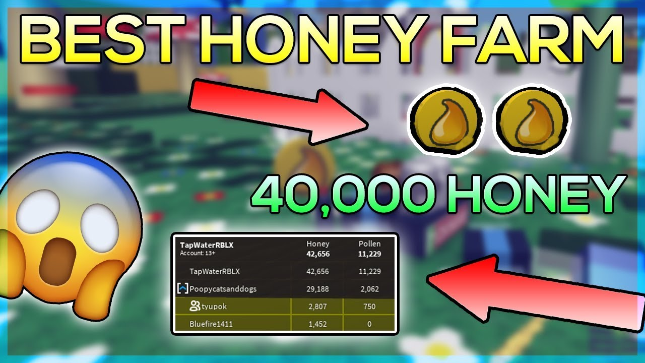 how to get free honey in bee swarm simulator