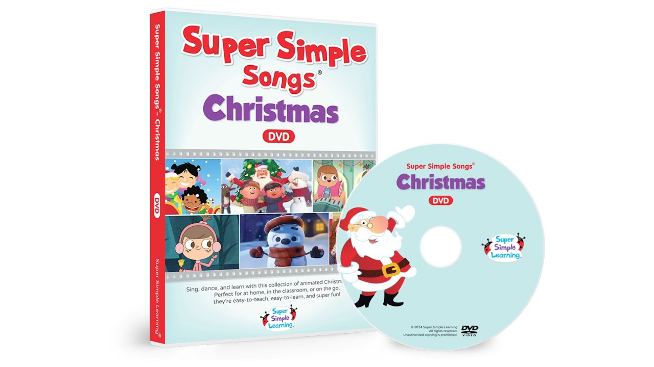 super simple songs christmas dvd trailer youtube - Super Simple Songs Christmas