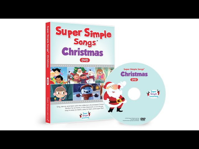 super simple songs christmas dvd trailer - Super Simple Songs Christmas