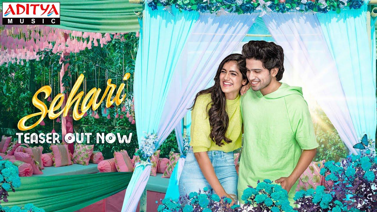 Sehari Movie Teaser | Harsh Kanumilli, Simran Choudhary | Gnanasagar  Dwaraka | Prashanth R Vihari - YouTube