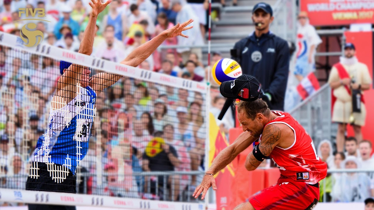 HOW did they keep this ball in play?? 🤯 | Crazy Beach Volleyball Moments | HD