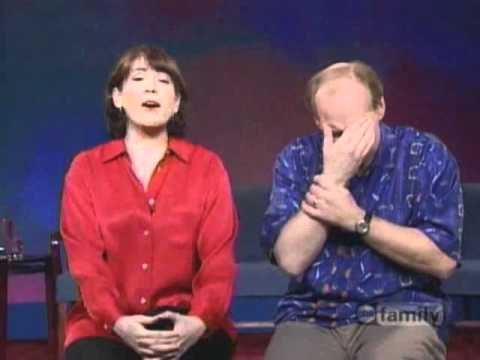 Whose Line Is It Anyway-Weird News Casters Part 2