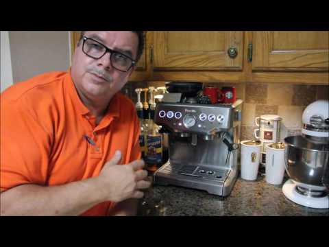 breville barista express 6 month review HD