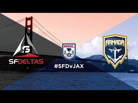 HIGHLIGHTS | Jacksonville Armada FC 3, San Francisco Deltas 0