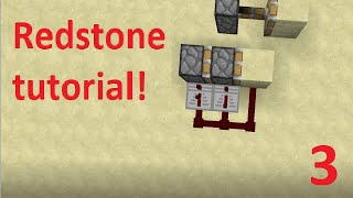 Learning Redstone episode 3