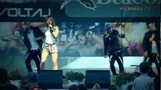 BianK - Tease me (I like it) [LLP remix] LIVE @ Zilele orasului Baicoi 2012