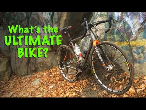 The ULTIMATE BIKE:  5 Things I Love About Adventure Bikes